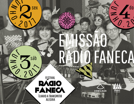Radio faneca facebook post emissao radio faneca 1 519 999
