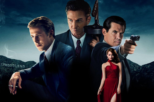 Gangster squad poster 1 519 999