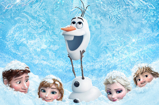 Disney frozen 1 519 999